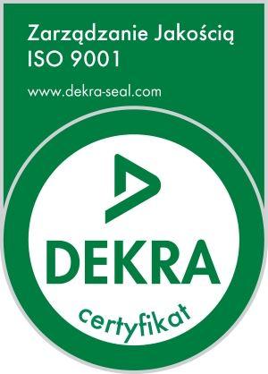 ISO 9001 DEKRA